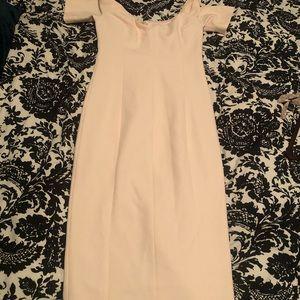 Cinq a Sept Birch Off the shoulder Dress Size 6